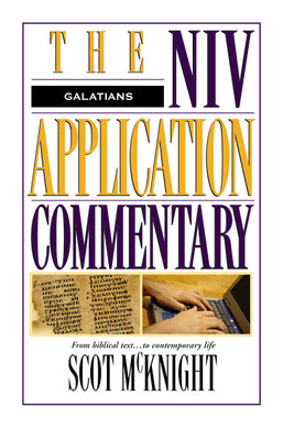 Galatians by Scot McKnight