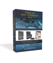 Load image into Gallery viewer, Learn the New Testament Pack: Featuring A Survey of the New Testament and Its Supporting Resources by Robert H. Gundry