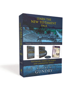 Learn the New Testament Pack: Featuring A Survey of the New Testament and Its Supporting Resources by Robert H. Gundry