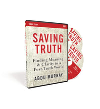 Load image into Gallery viewer, Saving Truth Video Study: Finding Meaning and Clarity in a Post-Truth World by Abdu Murray