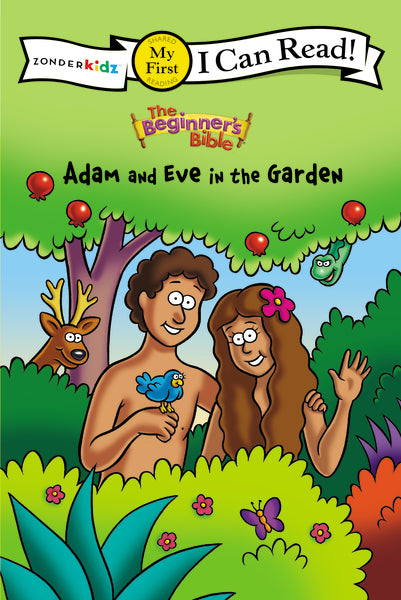 The Beginner's Bible Adam and Eve in the Garden: My First