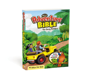 NIrV, Adventure Bible for Early Readers, Paperback, Full Color by Lawrence O. Richards