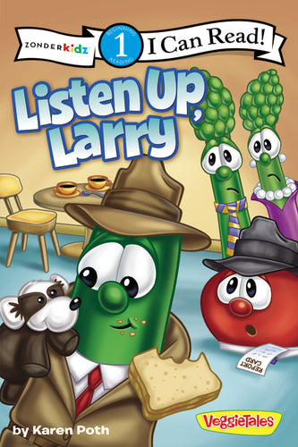 Listen Up, Larry by Karen Poth
