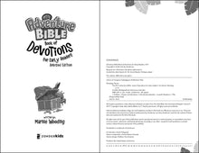 Load image into Gallery viewer, Adventure Bible Book of Devotions for Early Readers, NIrV: 365 Days of Adventure by Marnie Wooding