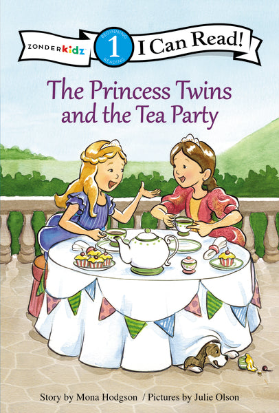 The Princess Twins and the Tea Party: Level 1