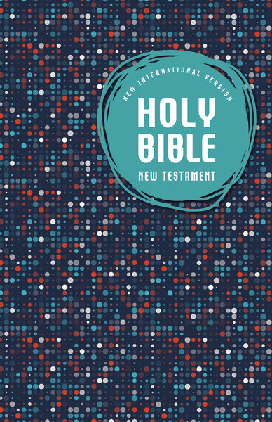 NIV, Outreach New Testament for Kids, Paperback