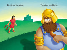 Load image into Gallery viewer, The Beginner's Bible David and the Giant