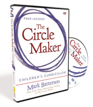 Load image into Gallery viewer, The Circle Maker Children's Curriculum: Praying Circles Around Your Biggest Dreams and Greatest Fears by Mark Batterson