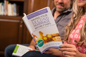 Saving Your Second Marriage Before It Starts Workbook for Women Updated: Nine Questions to Ask Before—and After—You Remarry | ChurchSource