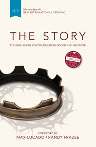 NIV, The Story, Hardcover: The Bible as One Continuing Story of God and His People | ChurchSource