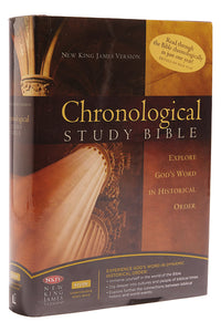 See more details about - NKJV The Chronological Study Bible
