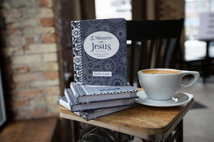5 Minutes with Jesus by Sheila Walsh