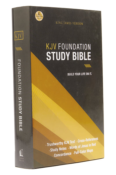 KJV, Foundation Study Bible: Holy Bible, King James Version
