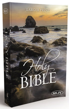 Load image into Gallery viewer, The NKJV, Holy Bible, Larger Print, Paperback