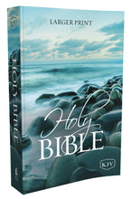 Load image into Gallery viewer, KJV, Holy Bible, Larger Print, Paperback, Comfort Print | ChurchSource