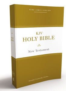 KJV, Holy Bible New Testament, Paperback, Comfort Print | ChurchSource