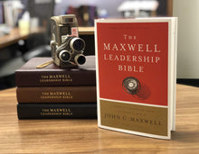 Load image into Gallery viewer, NKJV, Maxwell Leadership Bible, Third Edition, Hardcover, Comfort Print: Holy Bible, New King James Version by John C. Maxwell