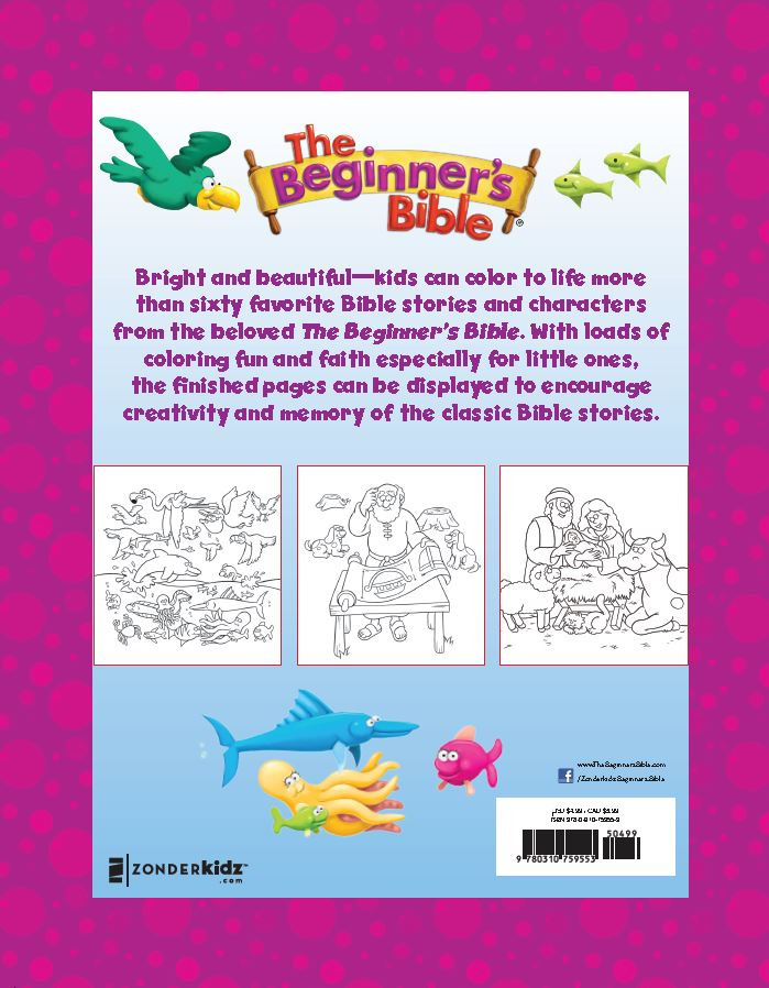 - The Beginner's Bible Coloring Book – ChurchSource