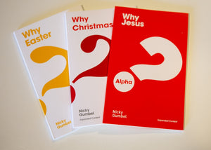 Why Jesus? Expanded Edition | Alpha | ChurchSource
