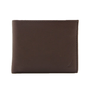 Cartera Nautica ID Passcase Brown