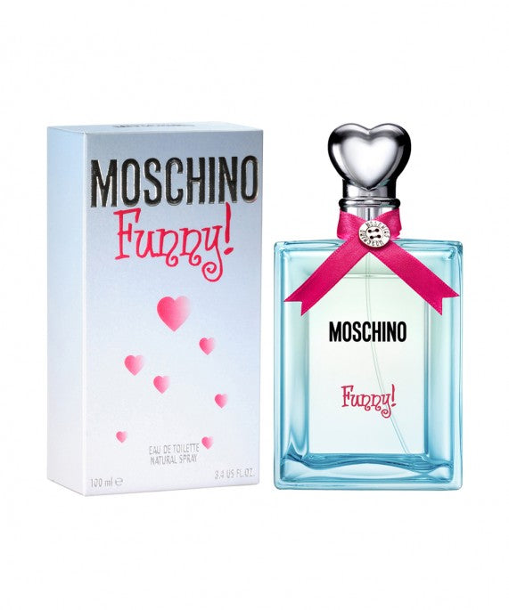 Perfume Funny by Moschino 100 ml