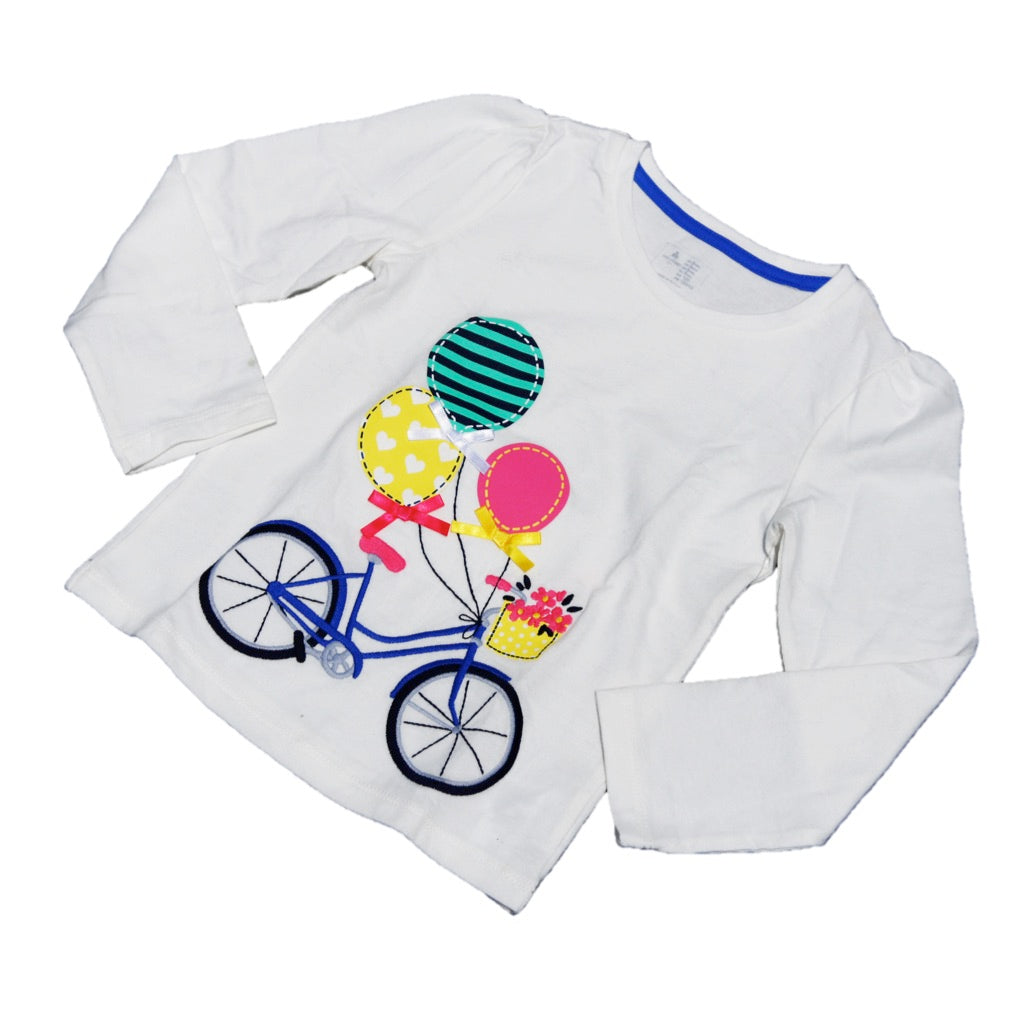 Playera Baby Gap Globos
