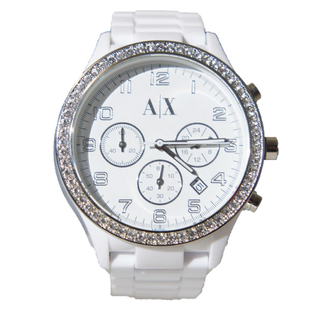 Reloj Armani Exchange White Mod. AX5103