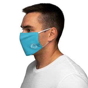 Snug-Fit Polyester Face Mask - Sea Gulls
