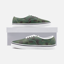 Load image into Gallery viewer, Unisex Canvas Low Cut Loafer Sneakers - Camouflage