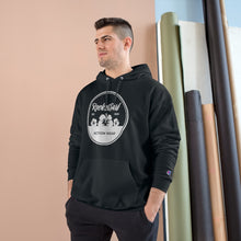 Load image into Gallery viewer, Champion Hoodie - Circle of Flowers