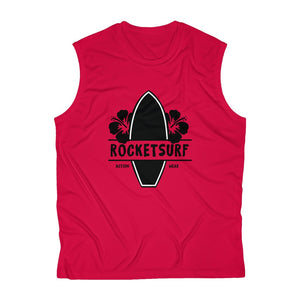RocketSurf Men's Sleeveless Performance Tee