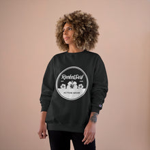 Load image into Gallery viewer, Champion Sweatshirt - Circle of Flowers