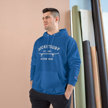 Load image into Gallery viewer, Champion Hoodie - RocketSurf Skate Club White Lettering
