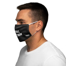 Load image into Gallery viewer, Snug-Fit Polyester Face Mask - Be You