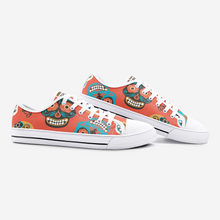 Load image into Gallery viewer, Unisex Low Top Canvas Shoes - DOD