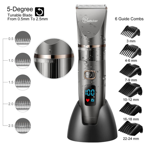Professional Hair Clipper