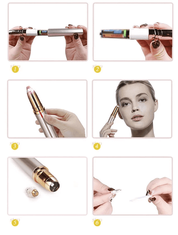 Eyebrow Trimmers