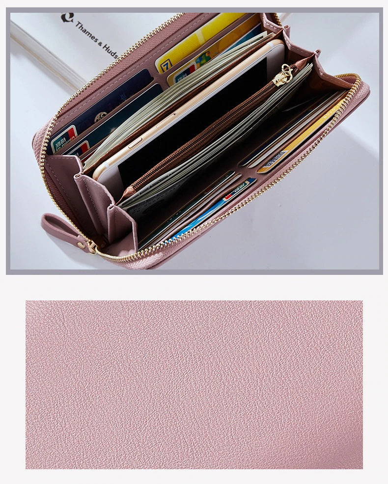 Large Wallets For Women
