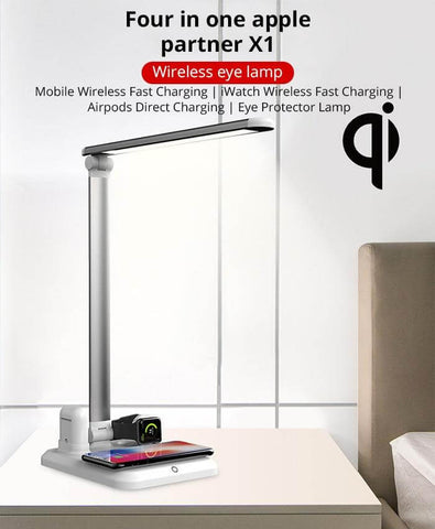 Desk Lamp Wireless Charger