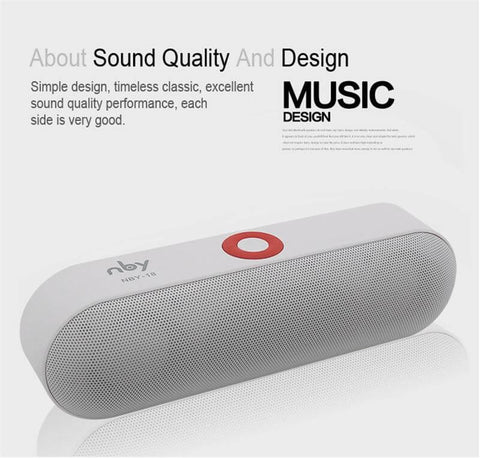 Bluetooth Wireless Speaker Soundbar
