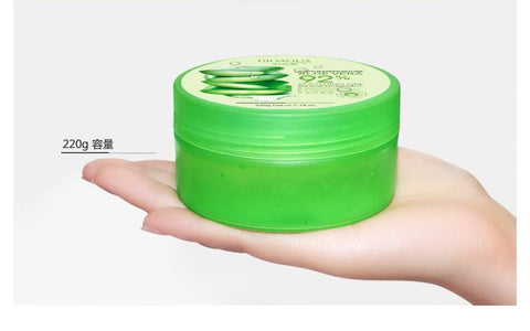 Natural Aloe Vera Cream