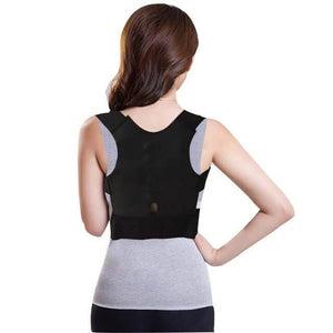 Magnetic Posture Corrector Medical Shoulder Brace - haddishop