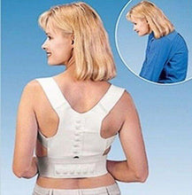 Load image into Gallery viewer, Magnetic Posture Corrector Medical Shoulder Brace - haddishop