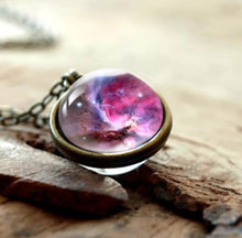 Load image into Gallery viewer, Universe Necklace Milky Way Jewellery - haddishop