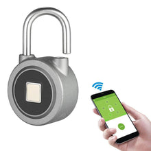 Load image into Gallery viewer, Fingerprint Lock - Waterproof Smart Lock - haddishop