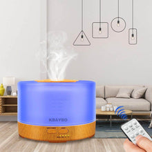 Load image into Gallery viewer, Essential Oil Diffuser KBAYBO Air Humidifier - haddishop
