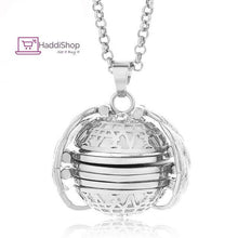 Load image into Gallery viewer, EXPANDING PHOTO LOCKET - haddishop