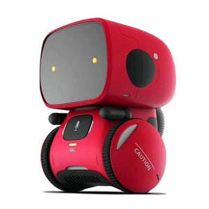 Cute Robot Voice Command Smart Robotic - haddishop
