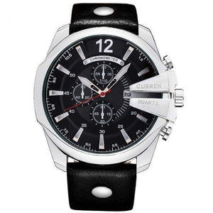 Curren Super Men's Luxury Brand Watch - haddishop