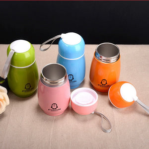 Rabbit Thermos Bottle Stainless Steel Thermos
